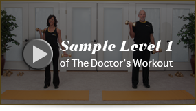 The Doctor's Workout Level 1 Sample